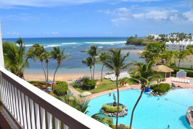 5-J Aquarius Embassy Suites, DORADO, PR 00646 (MLS #PR9088298) :: Mark and Joni Coulter | Better Homes and Gardens