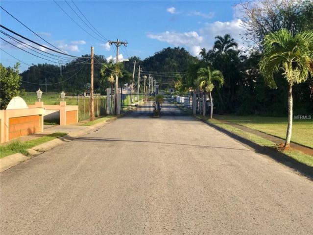 carr.  651 Km. 3.3 S Jardines El Junco D6, ARECIBO, PR 00612 (MLS #PR9088521) :: The Duncan Duo Team