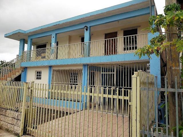 LA ROSA ST. La Rosa St. A-21, RIO PIEDRAS, PR 00924 (MLS #PR9088572) :: GO Realty