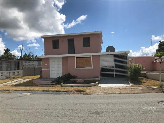 calle 3 Calle 3, NAGUABO, PR 00718 (MLS #PR9088678) :: Griffin Group