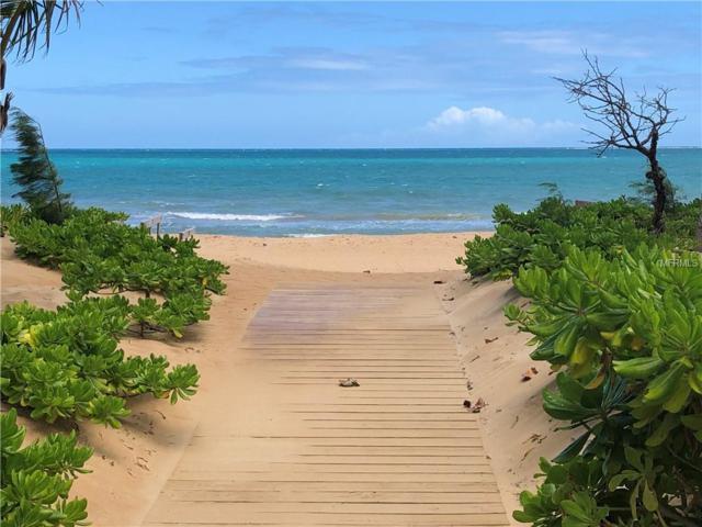 VEREDA DEL MAR Camino Las Picuas E202, RIO GRANDE, PR 00745 (MLS #PR9088736) :: Cartwright Realty