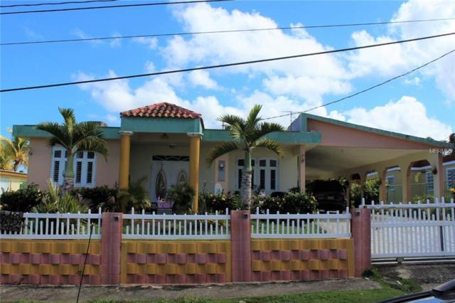 B-3 Reparto Mirador Calle Coqui Marchiquita, MANATI, PR 00674 (MLS #PR9088739) :: Burwell Real Estate