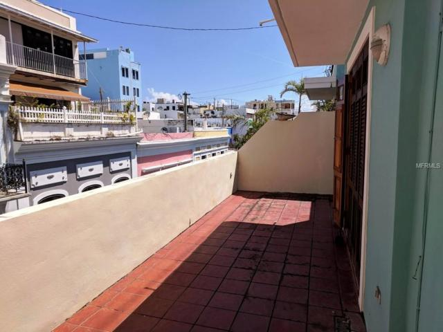 352-354 Calle De La Luna 3B, OLD SAN JUAN, PR 00901 (MLS #PR9088773) :: Godwin Realty Group