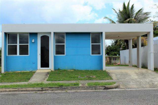 Jardines de Arecibo  Bo. Garrochales, ARECIBO, PR 00612 (MLS #PR9088937) :: The Duncan Duo Team