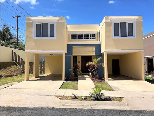 CUARZO ST. Estancias San Nicolas #14, VEGA ALTA, PR 00692 (MLS #PR9088970) :: The Duncan Duo Team