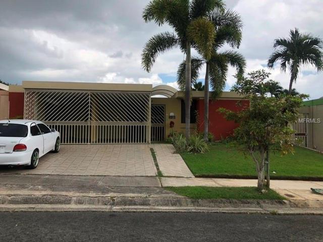 10 Santa Juana Iii, CAGUAS, PR 00725 (MLS #PR9088978) :: Cartwright Realty