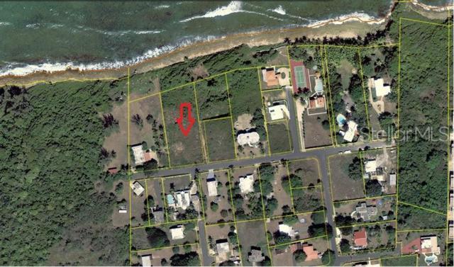 Urb Ocean Front Pacifico St 19-B, VEGA BAJA, PR 00693 (MLS #PR9089434) :: Baird Realty Group