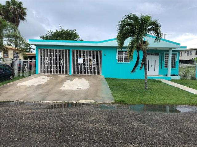 Barrio Aguacate Camino Municipal #1, AGUADILLA, PR 00603 (MLS #PR9089565) :: Gate Arty & the Group - Keller Williams Realty Smart