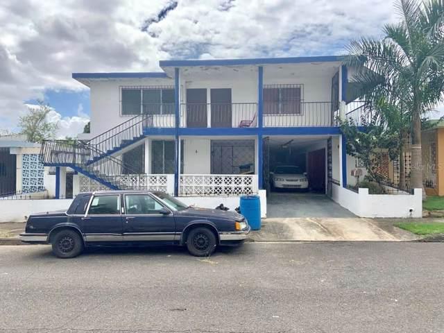 68 th St. Sierra Bayamon Block 80 #18, BAYAMON, PR 00959 (MLS #PR9089947) :: The Duncan Duo Team