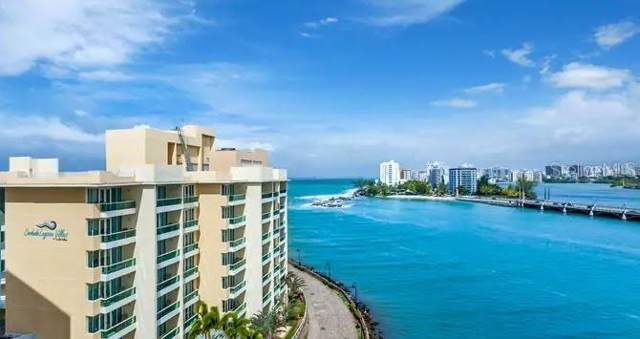 1 Los Rosales Street Condado Lagoon Villas, SAN JUAN, PR 00901 (MLS #PR9090150) :: Griffin Group