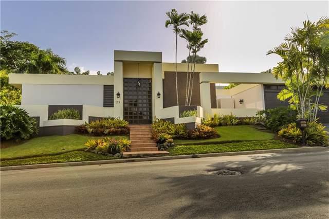 23 Mansiones De Tintillo Hills, GUAYNABO, PR 00969 (MLS #PR9090244) :: The Duncan Duo Team