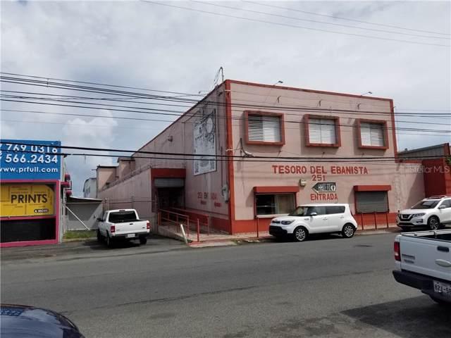 251 Guayama, SAN JUAN, PR 00917 (MLS #PR9090380) :: The Figueroa Team