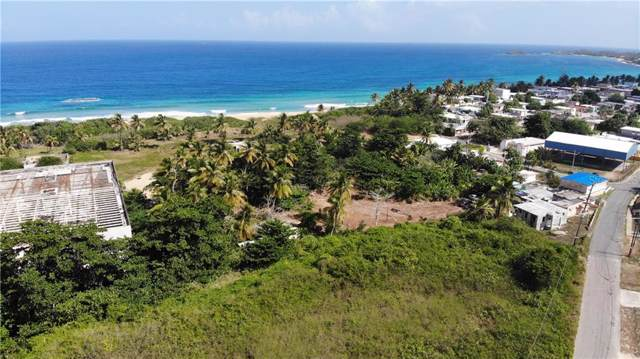Pr 655 Two Vacant Lots For The Price  Of One, ARECIBO, PR 00612 (MLS #PR9090464) :: Griffin Group