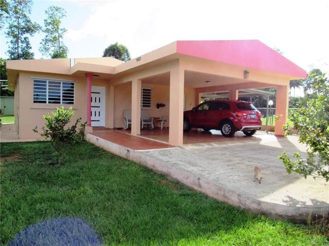 639 Manantiales, ARECIBO, PR 00612 (MLS #PR9090511) :: The Figueroa Team