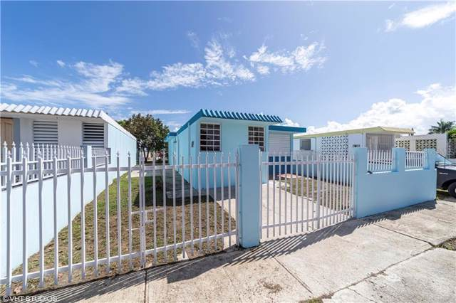 Address Not Published, CANOVANAS, PR 00729 (MLS #PR9090559) :: Rabell Realty Group