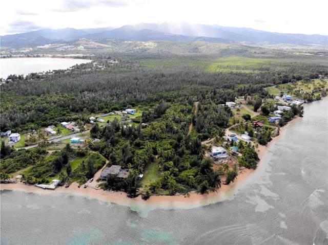 968 Camino Playa Las Picuas Km 1.8 18 & 19, RIO GRANDE, PR 00745 (MLS #PR9090562) :: Bustamante Real Estate