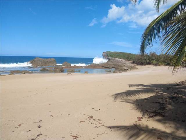 km 8.2 Carretera 681 Frente A Playa Inez, ARECIBO, PR 00612 (MLS #PR9090619) :: The Figueroa Team
