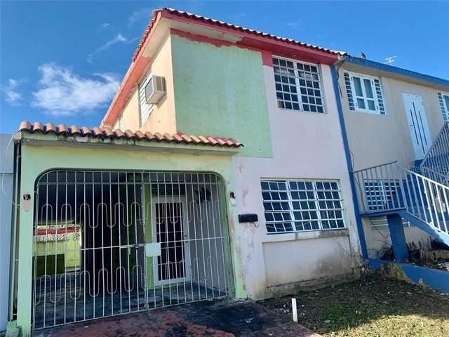 6th Street El Cortijo D-48, BAYAMON, PR 00959 (MLS #PR9090984) :: The Duncan Duo Team