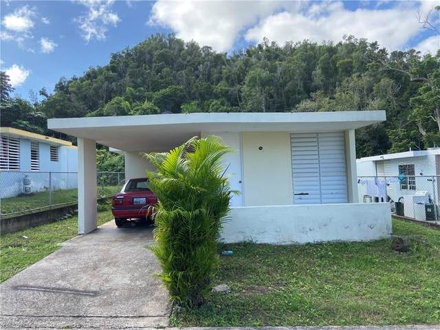 Carr. 6634 Calle E # F-10 Villas Del Norte, MOROVIS, PR 00687 (MLS #PR9091087) :: Rabell Realty Group