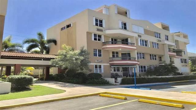 Marbella  St. Chalets De La Playa Apt. #628, VEGA BAJA, PR 00693 (MLS #PR9091102) :: Baird Realty Group