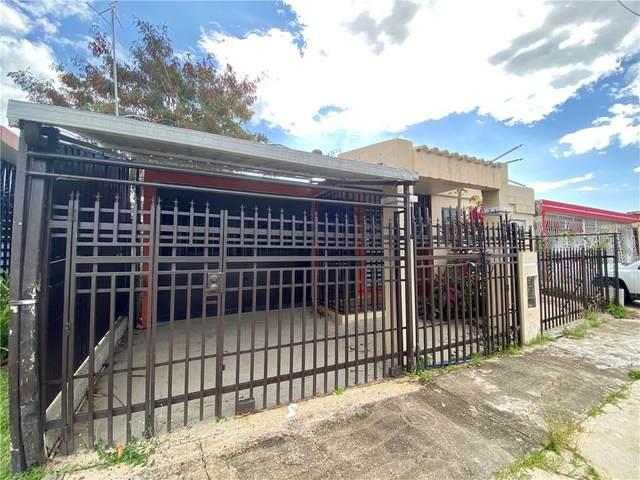 24th South Villas De Santa Juanita A-8, BAYAMON, PR 00956 (MLS #PR9091398) :: Zarghami Group