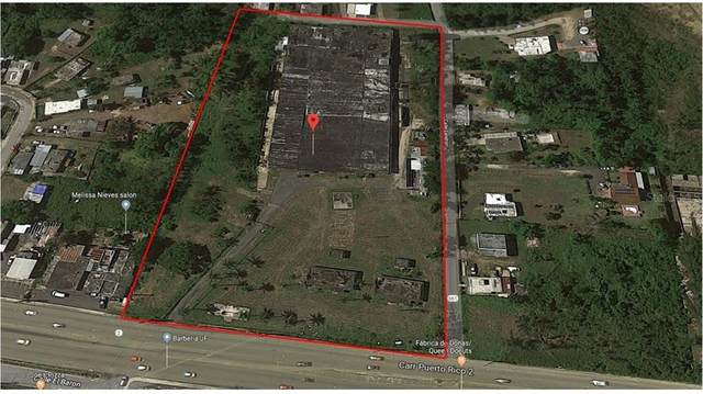 PR-2 SANTANA WARD Pr-2 Santana Ward Lot B, ARECIBO, PR 00614 (MLS #PR9091404) :: The Figueroa Team