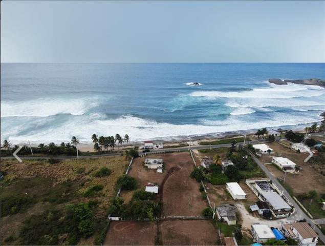 0 Pr 681 2.2 Acres Ocean Front, ARECIBO, PR 00612 (MLS #PR9091409) :: Griffin Group
