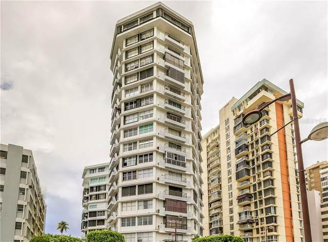 3819 Cond. Marlin Tower 15-B, CAROLINA, PR 00979 (MLS #PR9091491) :: Team Buky