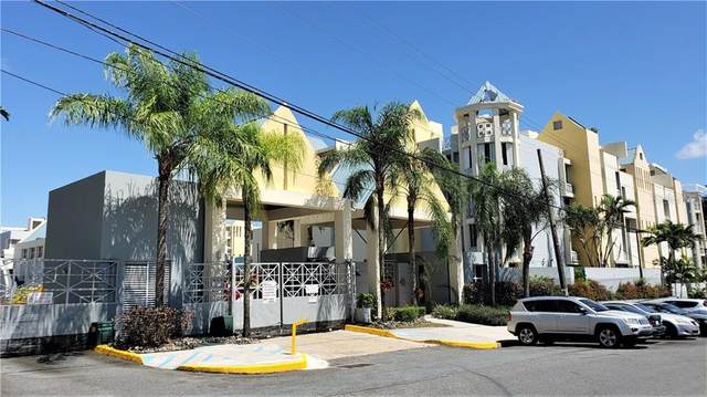 Esmeralda Ave. Cond. Plaza Esmeralda Apt. 266, GUAYNABO, PR 00969 (MLS #PR9091501) :: The Duncan Duo Team