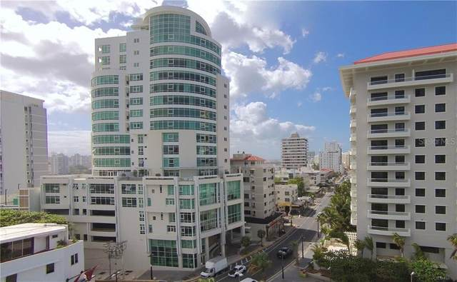 1052 Ashford Avenue 5C, SAN JUAN, PR 00907 (MLS #PR9091503) :: Team Bohannon Keller Williams, Tampa Properties