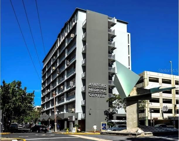 Ashford Medical Cent 29 WASHINGTON STREET, SAN JUAN, PR 00907 (MLS #PR9091544) :: Delta Realty Int