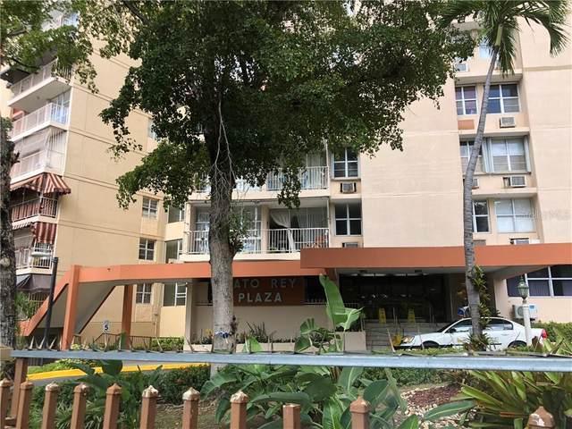 200 Hato Rey Plaza Ave. Jesus T. Pineiro 17F, SAN JUAN, PR 00918 (MLS #PR9091555) :: Zarghami Group
