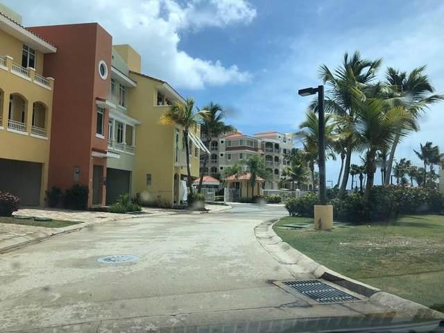 Urb. Plaza Del Puert Palmas Del Mar B13, HUMACAO, PR 00791 (MLS #PR9091561) :: Griffin Group