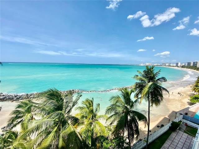 Isla Verde Av 3103 #7, CAROLINA, PR 00979 (MLS #PR9091567) :: Team Buky