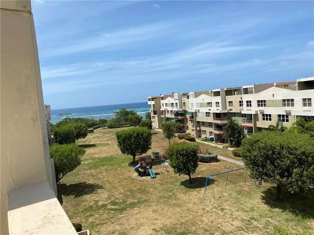 Marbella St. Chalets De La Playa Apt. 518, VEGA BAJA, PR 00693 (MLS #PR9091568) :: Gate Arty & the Group - Keller Williams Realty Smart