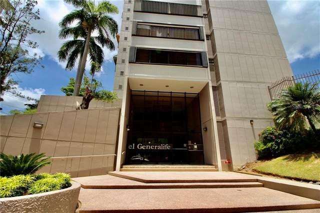 Cond. Generalife San Patricio Avenue #1501, GUAYNABO, PR 00968 (MLS #PR9091587) :: Alpha Equity Team