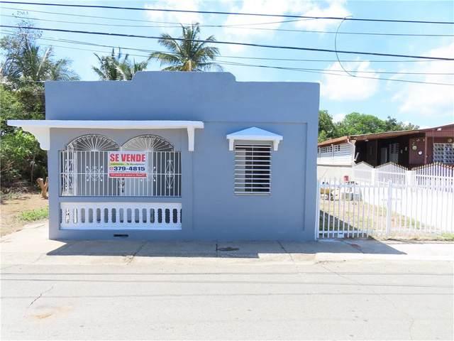 108 Playa Villa Del Carmen, GUAYANILLA, PR 00656 (MLS #PR9091589) :: Key Classic Realty