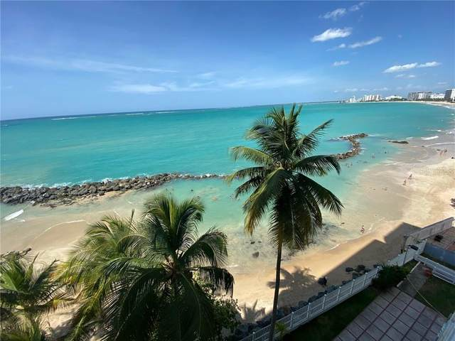 3103 Isla Verde Avenue #7, CAROLINA, PR 00979 (MLS #PR9091609) :: Team Buky
