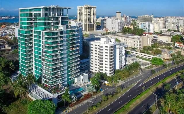 555 Monserrate Street #1203, SAN JUAN, PR 00907 (MLS #PR9091613) :: Team Bohannon Keller Williams, Tampa Properties
