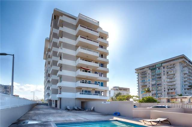 4939 Isla Verde Avenue #1002, CAROLINA, PR 00979 (MLS #PR9091620) :: GO Realty