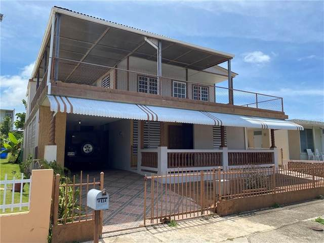 13 Urb Medina, ISABELA, PR 00662 (MLS #PR9091626) :: Armel Real Estate