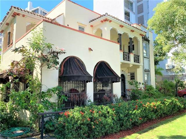 1364 Ashford, SAN JUAN, PR 00907 (MLS #PR9091672) :: Premium Properties Real Estate Services