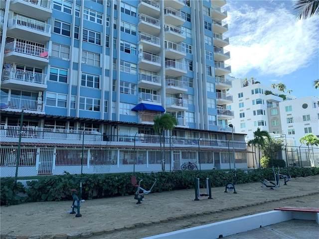 PR 37 Marbella Del Caribe Avenida Isla Verde #411, CAROLINA, PR 00979 (MLS #PR9091739) :: Team Pepka