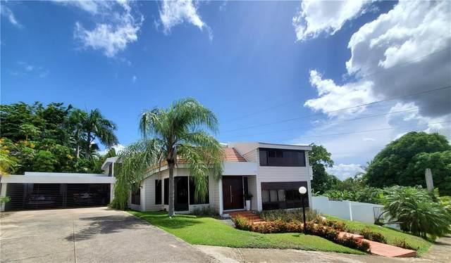 209 Pajuil Street, SAN JUAN, PR 00926 (MLS #PR9091880) :: Florida Real Estate Sellers at Keller Williams Realty