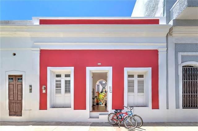 411 Sol Street, SAN JUAN, PR 00901 (MLS #PR9091881) :: Delta Realty, Int'l.