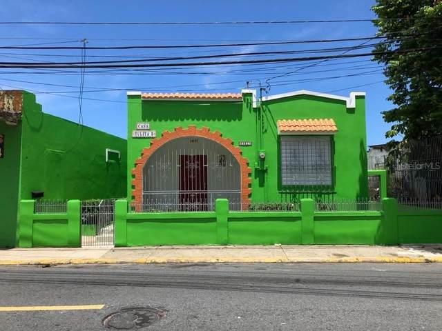 1917 Eduardo Conde, SAN JUAN, PR 00912 (MLS #PR9091893) :: The Light Team