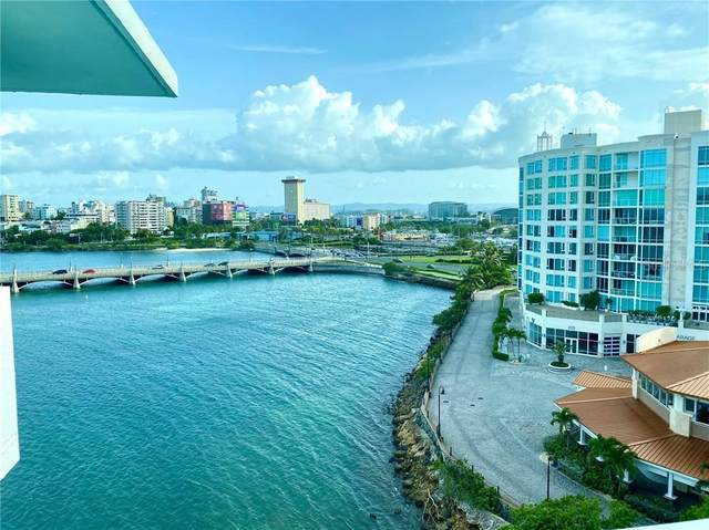 1 Los Rosales Street Condado Lagoon Villas, SAN JUAN, PR 00901 (MLS #PR9091918) :: Team Buky