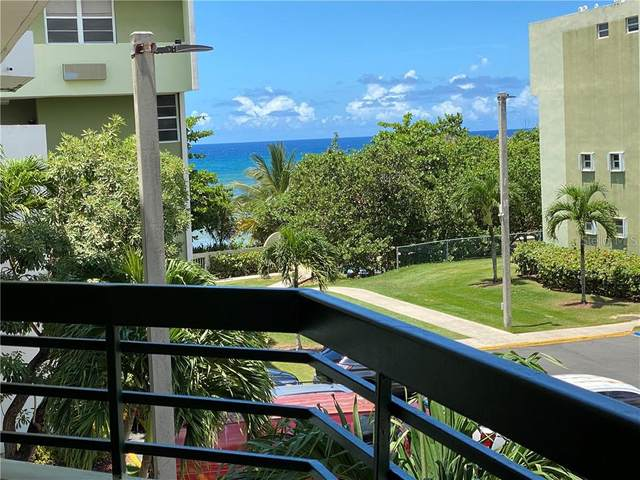 Flamingo St. Chalets De La Playa Apt. #264, VEGA BAJA, PR 00693 (MLS #PR9091968) :: Premium Properties Real Estate Services