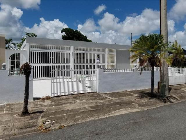 F Calle F #5, SALINAS, PR 00751 (MLS #PR9092107) :: Griffin Group