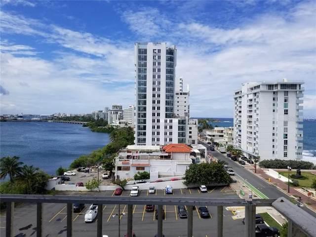 1018 Ashford Avenue 7-C, SAN JUAN, PR 00907 (MLS #PR9092281) :: Your Florida House Team